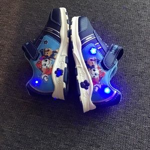 Paw Patrol Sneakers size 9 New